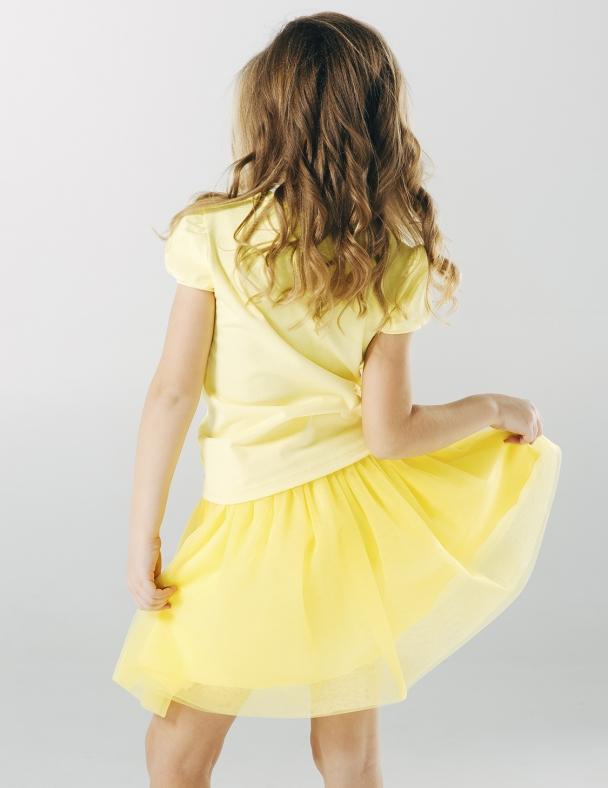 Спідниця SMIL 120195 Жовтий