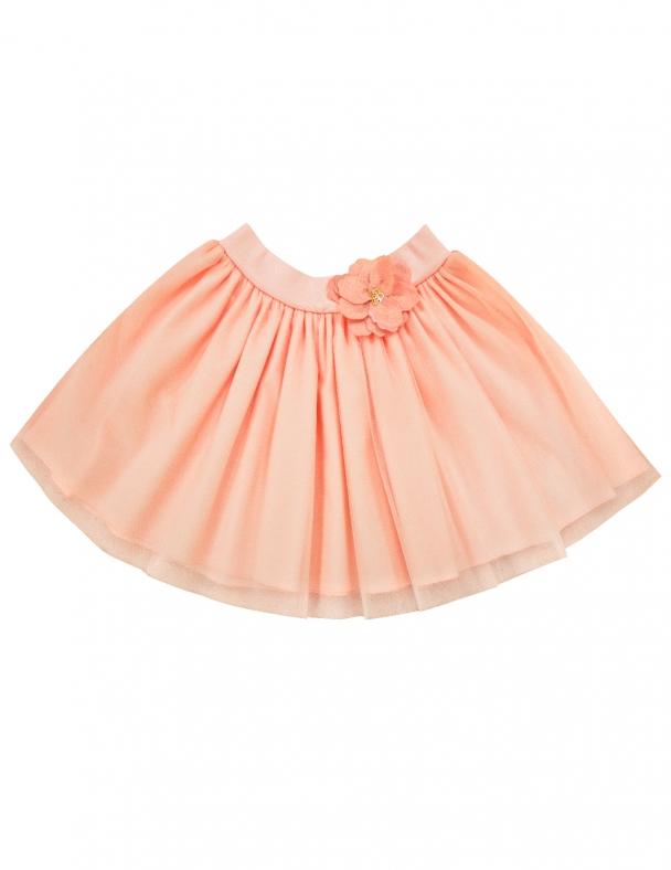 Спідниця SMIL 120150 Рожевий персик
