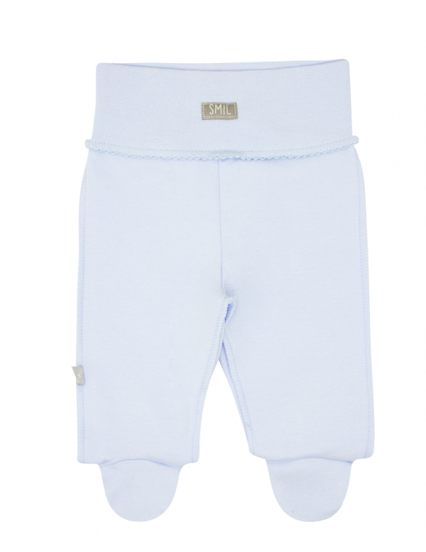 Повзунки-штанці 107323 Блакитний