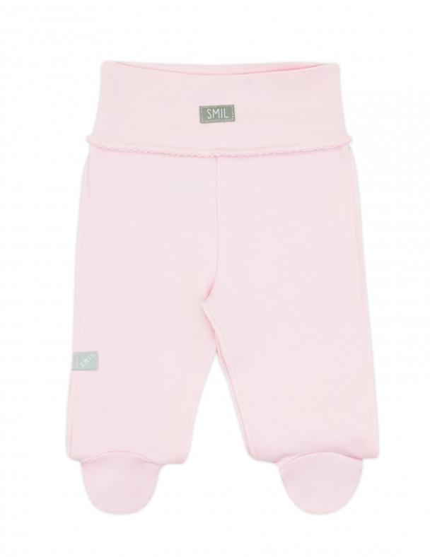 Ползунки-штанишки SMIL 107323 Розовый