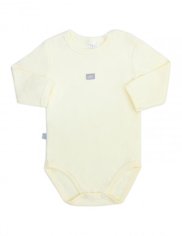 Боді-футболка д.р. SMIL 102451 Кремовий