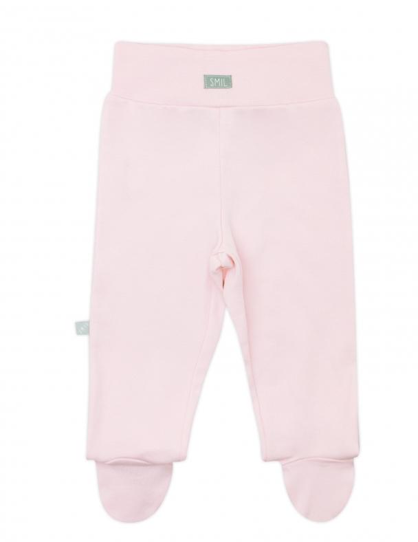 Повзунки-штанці SMIL 107324 Рожевий