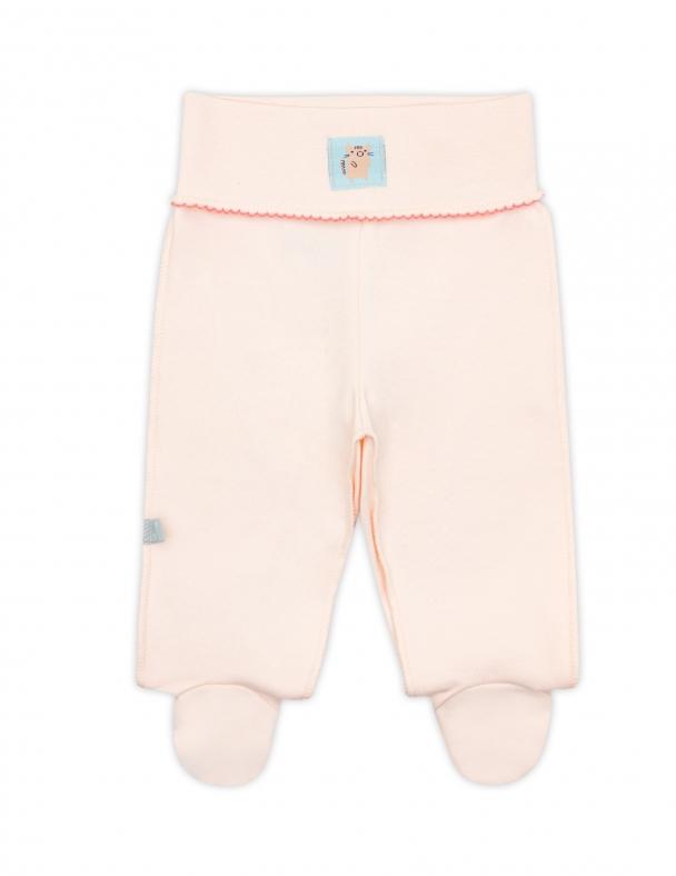 Повзунки-штанці SMIL 107319 Рожевий персик