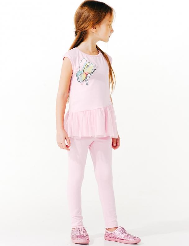 Туніка SMIL 110529 Холодний рожевий