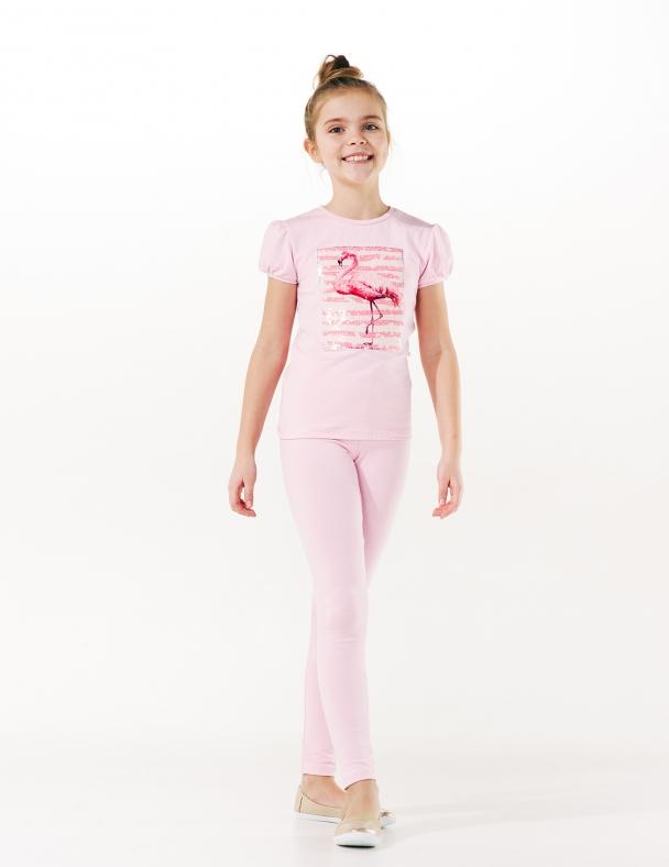 Лосины SMIL 115370 Холодный розовый