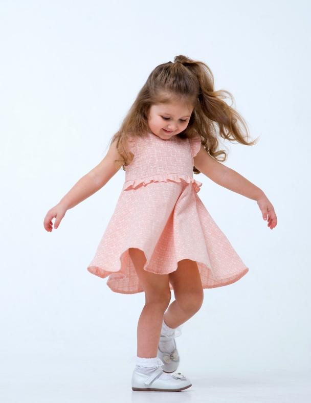 Сарафан SMIL 120251 Розовый
