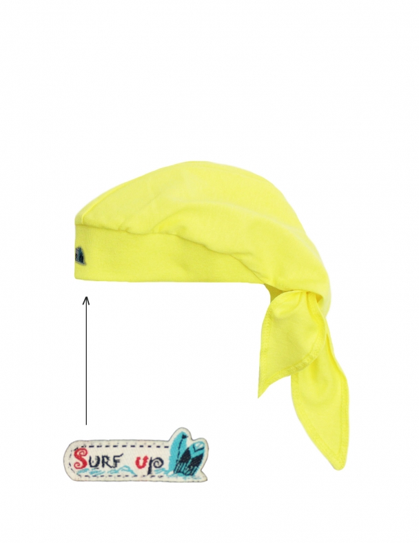 Бандана SMIL 118544 Жовтий