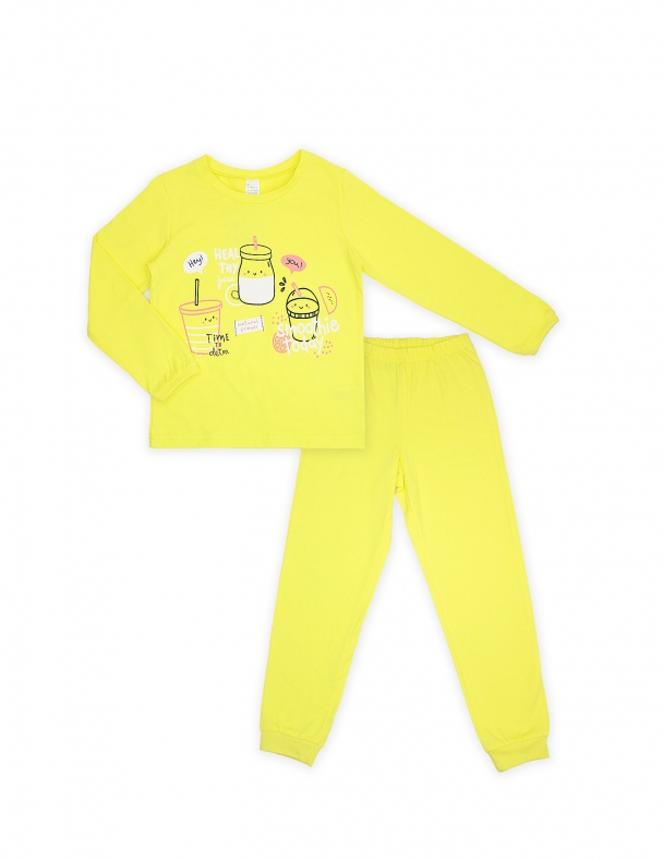 Пижама SMIL 104396 Желтый - изображение 1