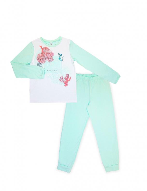 Пижама SMIL 104477 Ментол - изображение 1