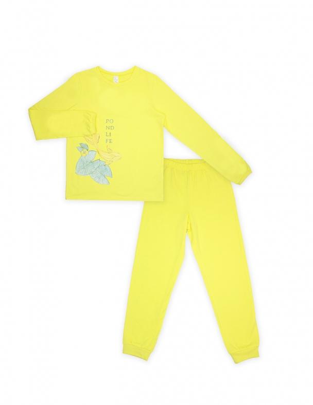 Піжама SMIL 104477 Жовтий - изображение 1