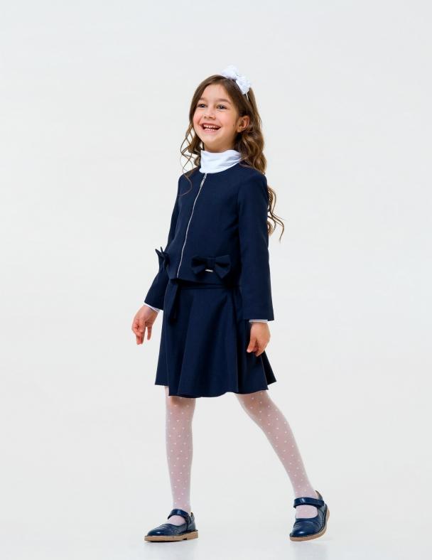 Жакет SMIL 116465 Темно-синий - изображение 1