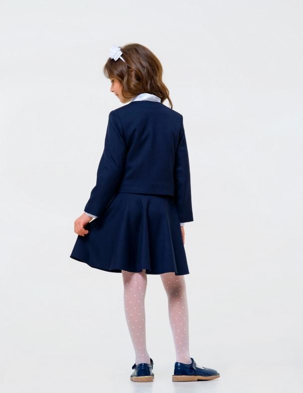 Жакет SMIL 116465 Темно-синий - изображение 3