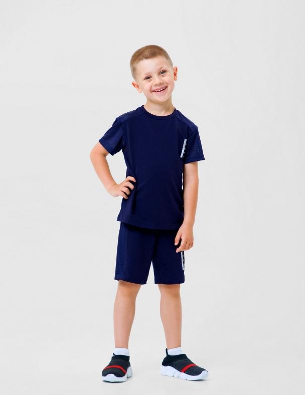 Футболка SMIL 110605 Темно-синий