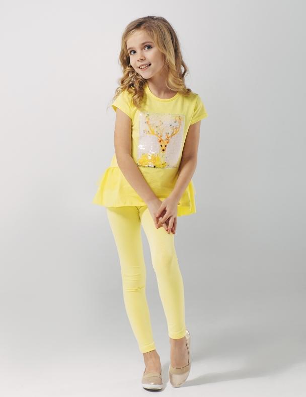 Лосины  SMIL 115311 Желтый