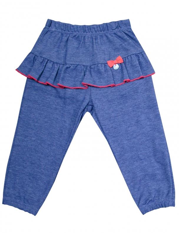 Штани SMIL 112233 Синій джинс