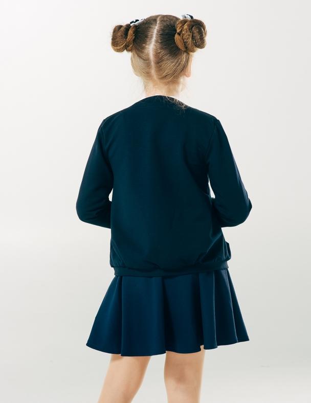 Жакет SMIL 116275 Темно синій