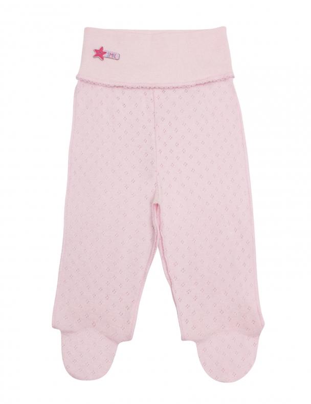Повзунки-штанці SMIL 107299 Рожевий - изображение 1